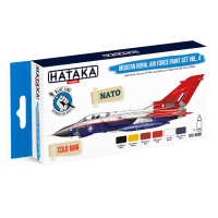 Modern Royal Air Force Vol4 Hataka blue