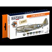 US Army Air force Hataka oranje