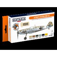 Luftwaffe in Africa Hataka Orange