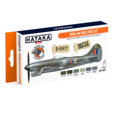 Royal Air Force Hataka oranje