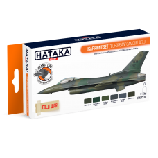 USAF Paint set (europe camouflage) Hataka oranje