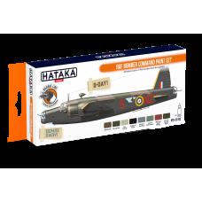 RAF Bomber Command Hataka oranje