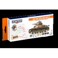 Early WWII French army Hataka oranje