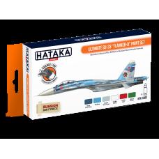 Ultimate SU-33 Flanker-D Hataka oranje
