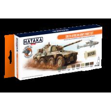 South African army Hataka oranje