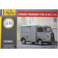 Citroen Fourgon H 1/24