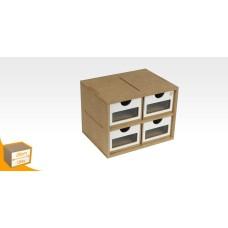 Drawers Module x 4 Hobby Zone