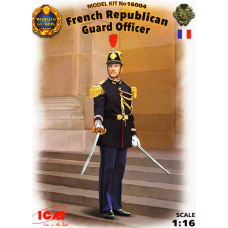 French Republican Guard Officer 1/16