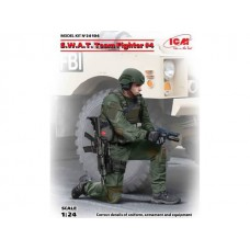 SWAT Team Fighter #4 1/24