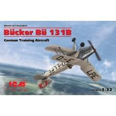 Bücker Bü131B 1/32