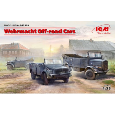 Wehrmacht off road cars 1/35