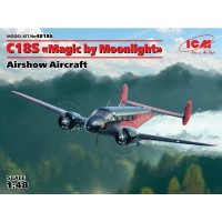 C18S Magic By Moonlight American Airshow Aircraft 1/48