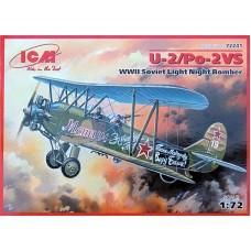 U-2/Po-2VS Nightbomber 1/72