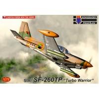 SIAI SF-260TP Part1 1/72