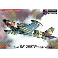SIAI SF-260TP Part2 1/72