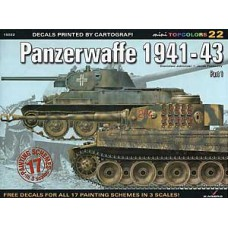 Panzerwaffe 1941-1943 Part1 Books