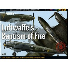 Luftwaffe's Baptism of Fire PartI Books