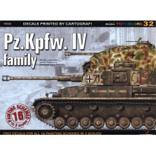Pz.Kpfw.IV family Books