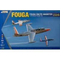 Fouga CM-170 Magister 1/48