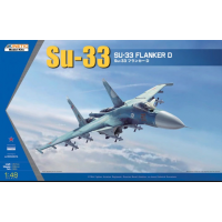 Su-33 Flanker D 1/48
