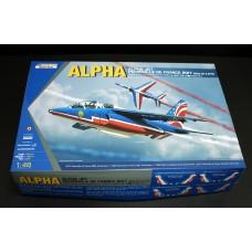 Alpha Jet Patrouille de France 1/48