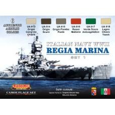 Regia Marina Lifecolor