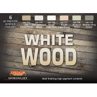 White wood Lifecolor