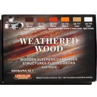 Weathered wood Lifecolor