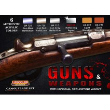 Guns and weapons Lifecolor