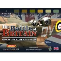 The battle of Britain Lifecolor