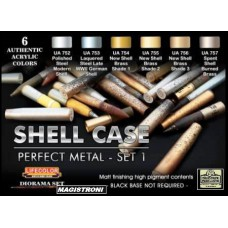 Shell case perfect metal set 1 Lifecolor