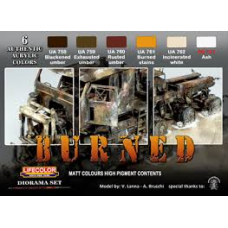 Burned Lifecolor