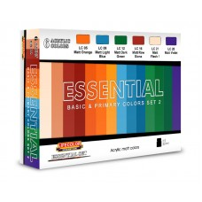 Essential Basic & Primary Colors Lifecolor