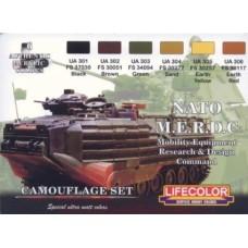 Nato Set Lifecolor