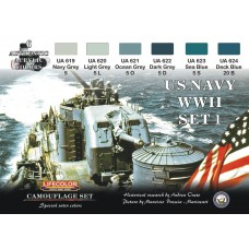US Navy WWII set1 Lifecolor