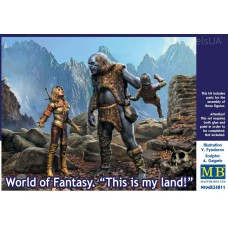 World of fantasy: This is my land 1/24