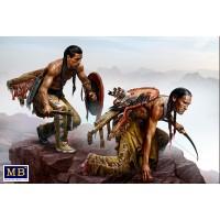 Indian wars raid 1/35