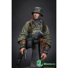 WSS Grenadier in Ardenne bustes