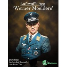 Luftwaffe Ace, 'Werner Moelders' busts