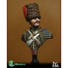 Brtish Army, 8th King's Royal Irish Hussars busts