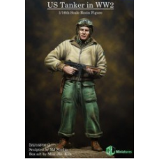 US Tanker in WW2 1/16 - 120 mm