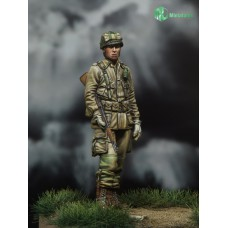 WW2 US Paratrooper (1) 1/35