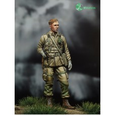 WW2 US Paratrooper (2) 1/35