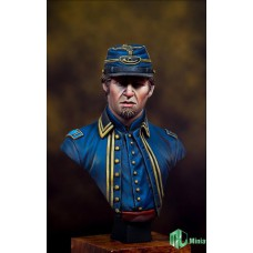 Captain, 155th PA Vol. Inf., 1864 bustes