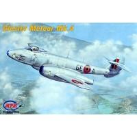 Gloster Meteor Mk.4 1/72
