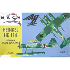 Heinkel He114 1/72