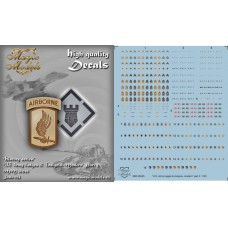 US Army Badges & Insignia. Modern. Part 2 Decals 1/35