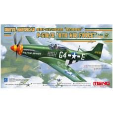 P-51D/K 8th air force 1/48