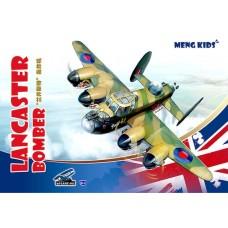 Lancaster Bomber egg plane