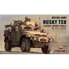 British army Husky TSV 1/35